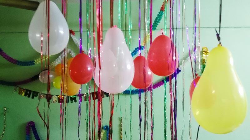 Allestimenti feste