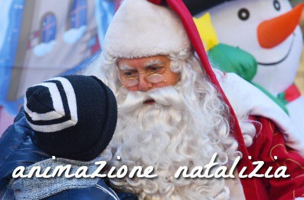 Animazione natalizia