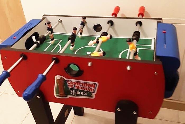Calciobalilla per bambini