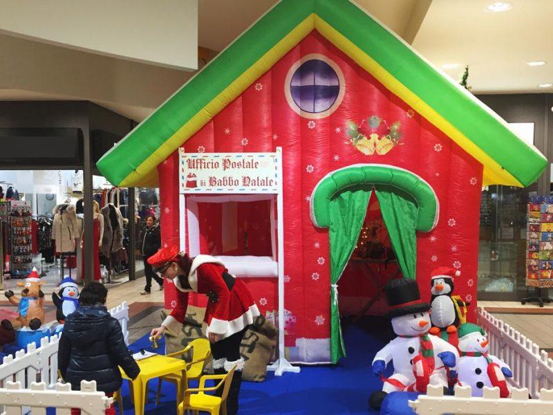 Casetta Di Natale Gonfiabile : Noleggio gonfiabili gonfiabilandia