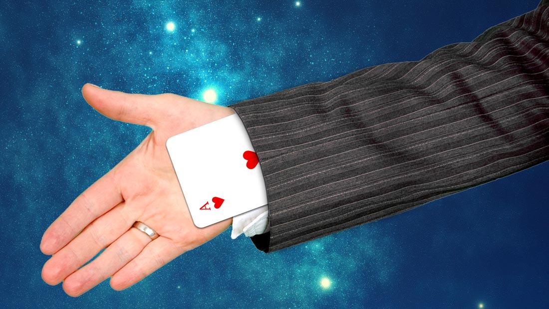 Spettacoli di magia