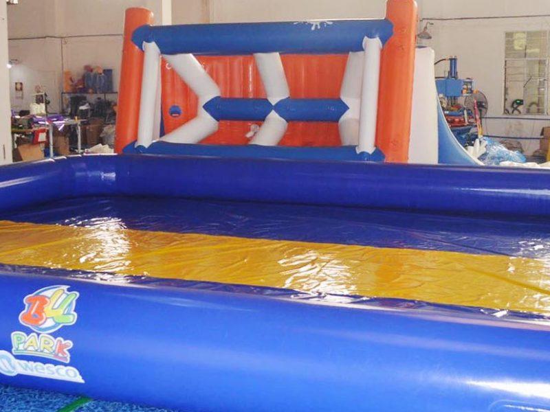 noleggio piscina gonfiabile bambini