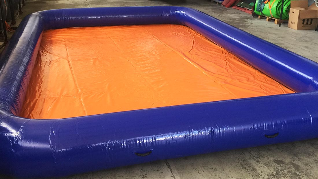 Noleggio gonfiabile piscina per bambini